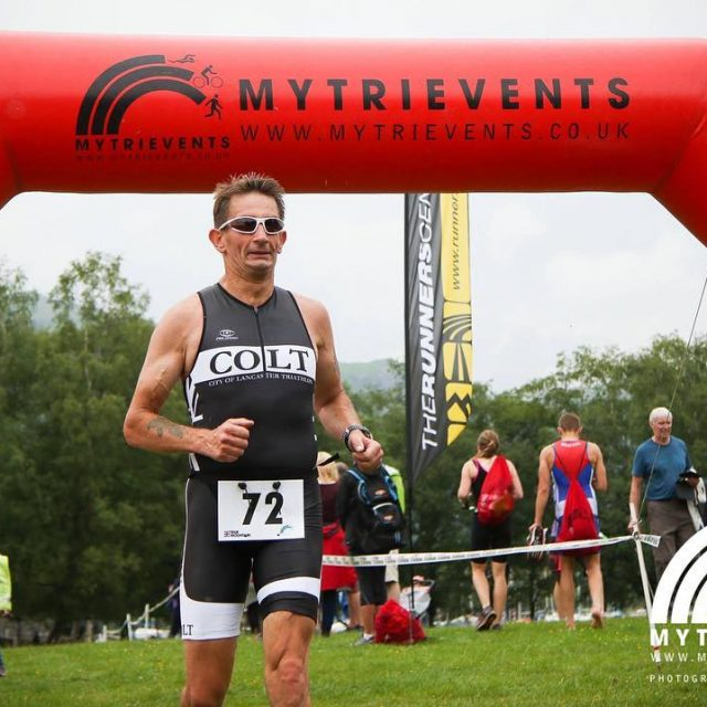 A successful day for Pete W at mytrievents A Dayhellip