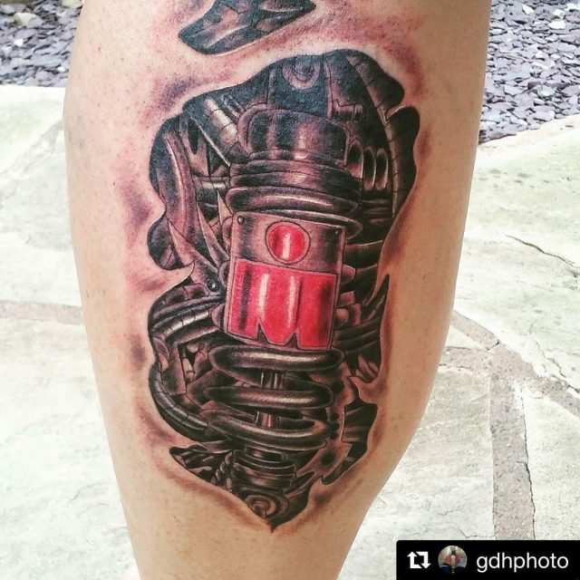 Nice ink gdhphoto! ironman triathlon mdot tattoo Repost gdhphoto withhellip