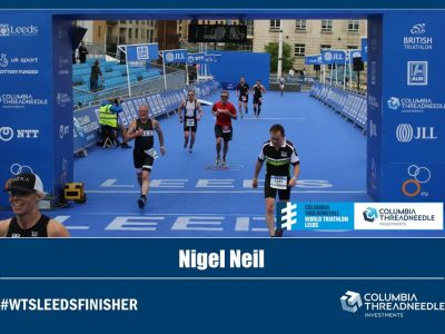 Leeds - a great place to do triathlon